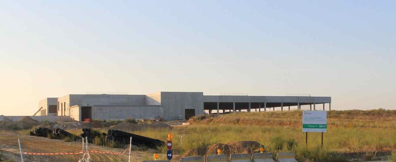 La construcció del Centre de Tractament de Residus entra a la seva recta final
