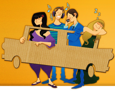 Ara que comença el curs 2016/17 recordeu que una bona opció de transport és el compartir cotxe