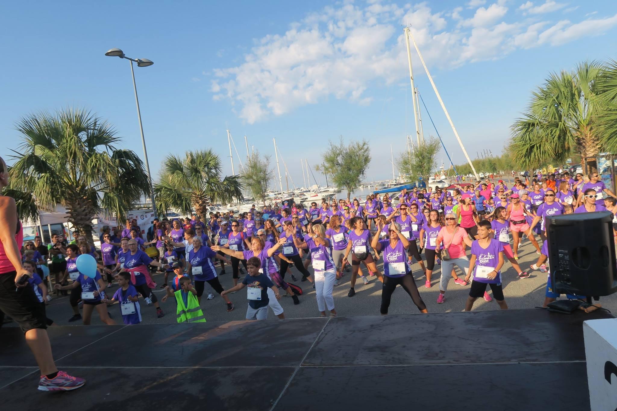 700 persones corren a favor del Càncer a Roses