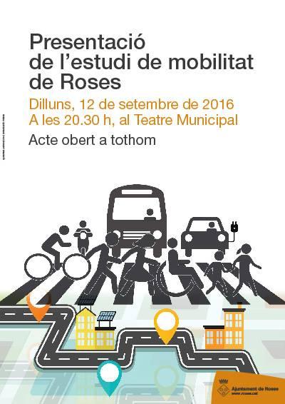 L'estudi de mobilitat, que es presenta avui dilluns, confirma que la Gran Via de Roses té a diari el doble de vehicles que el Túnel del Cadí