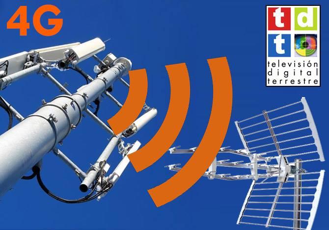 Si l'arribada de la telefonia 4G a Roses us ha interferit en la recepció de la senyal de televisió TDT truqueu al 900 833 999