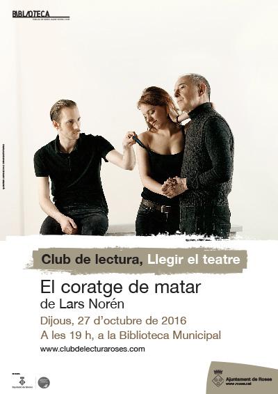 La Biblioteca de Roses s'incorpora al projecte «Llegir el Teatre»