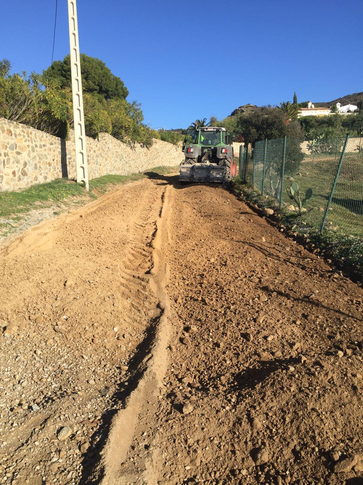 Consolidació del camí forestal entre l'Almadrava i Falconera per millorar-ne l'accessibilitat i seguretat