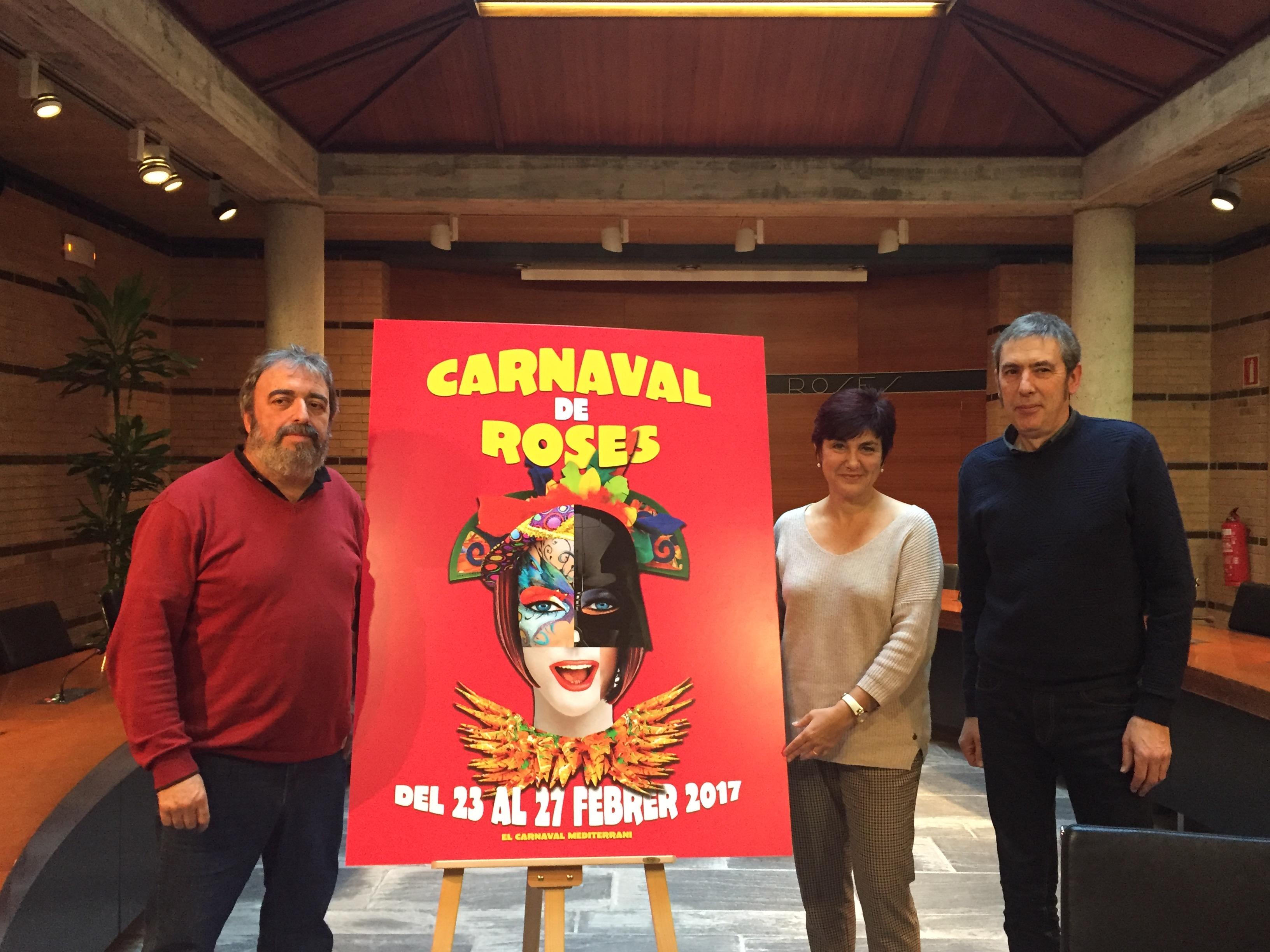 El Carnaval de Roses 2017 ja té imatge