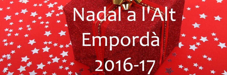 El Consell Comarcal difon una guia digital amb més de 300 activitats que s'organitzen per Nadal a l'Alt Empordà