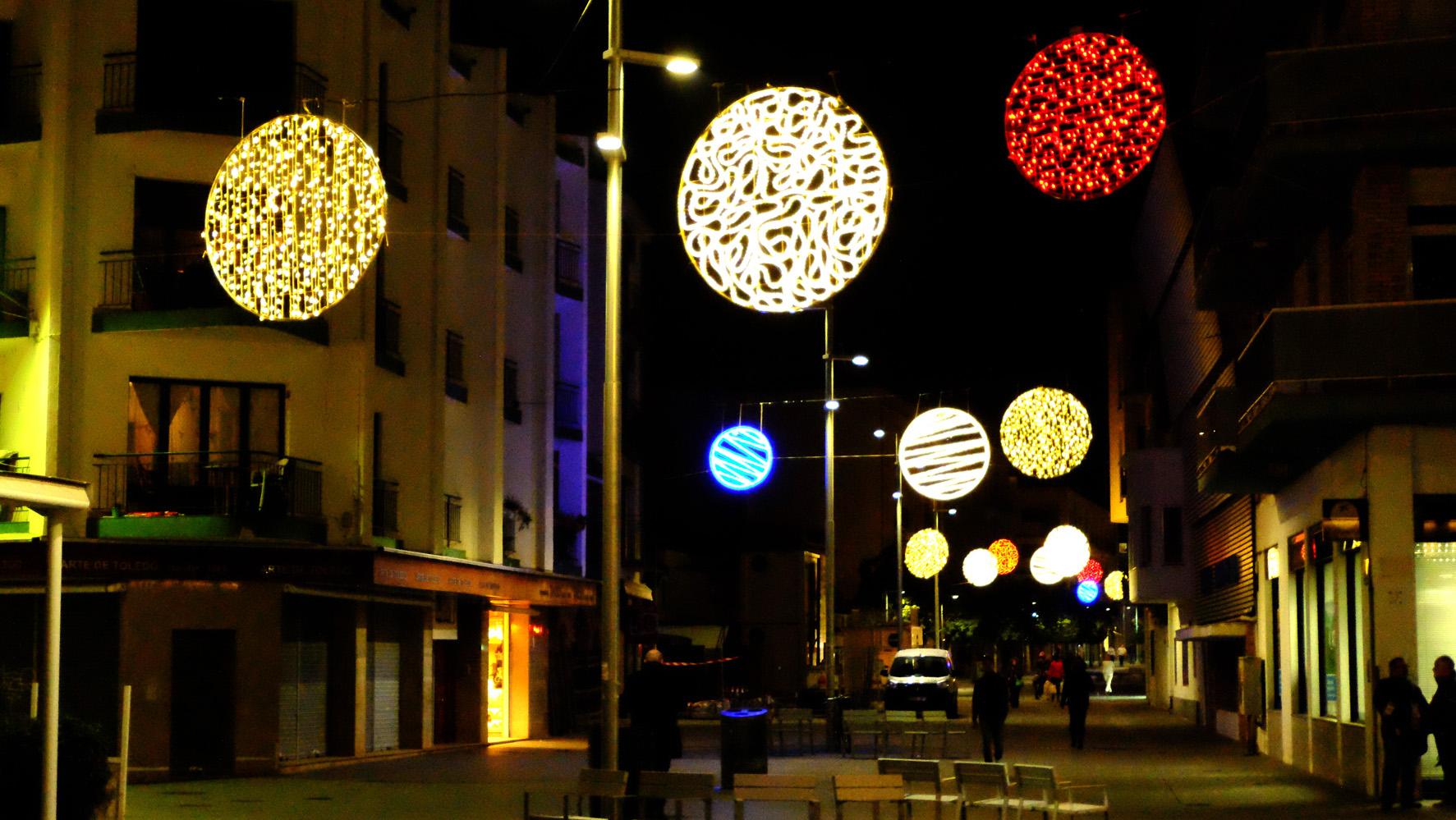 La il·luminació nadalenca s'encendrà a Roses el 5 de desembre