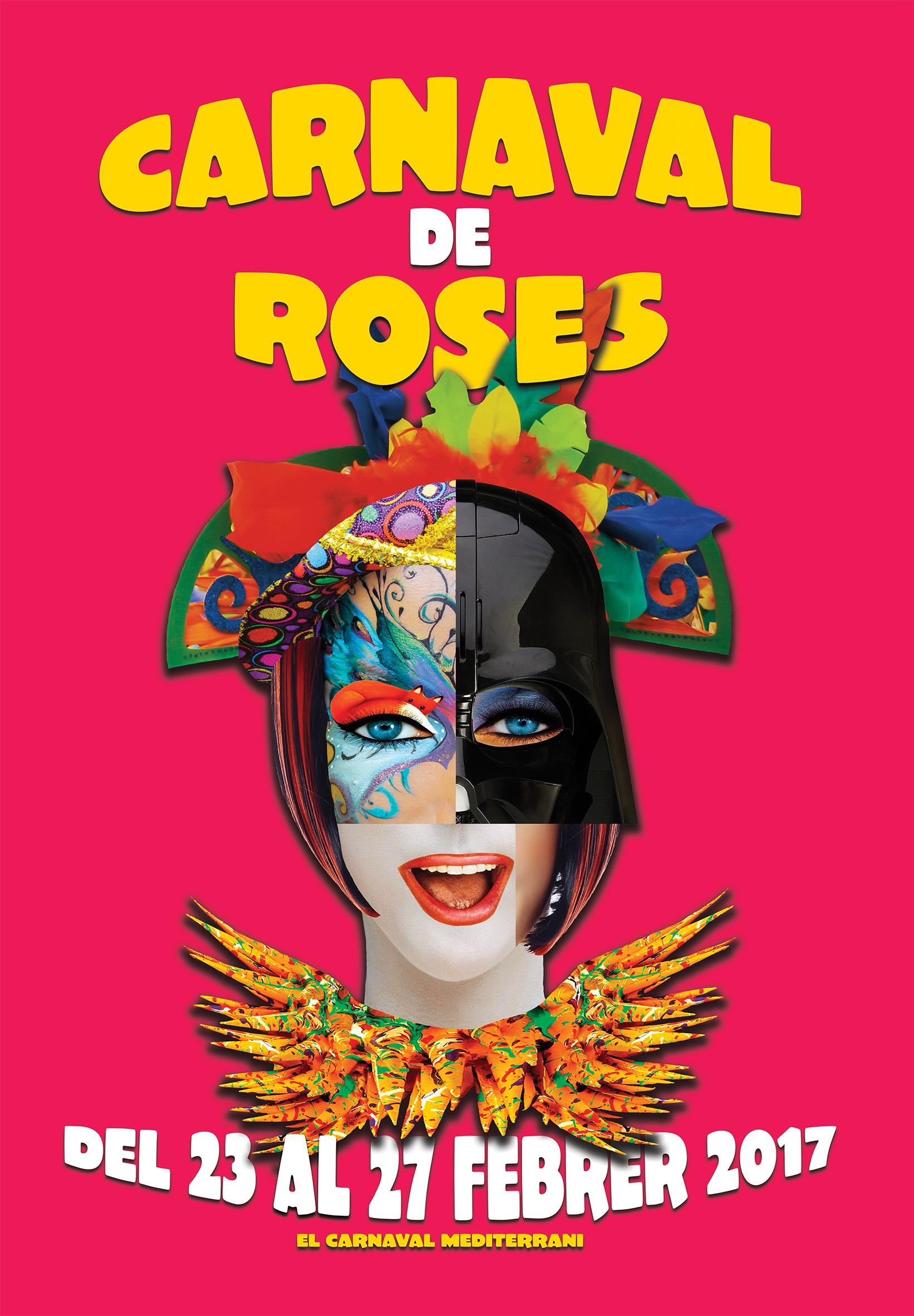 Aquest vespre es presenten els Reis i Reines del Carnaval de Roses 2017