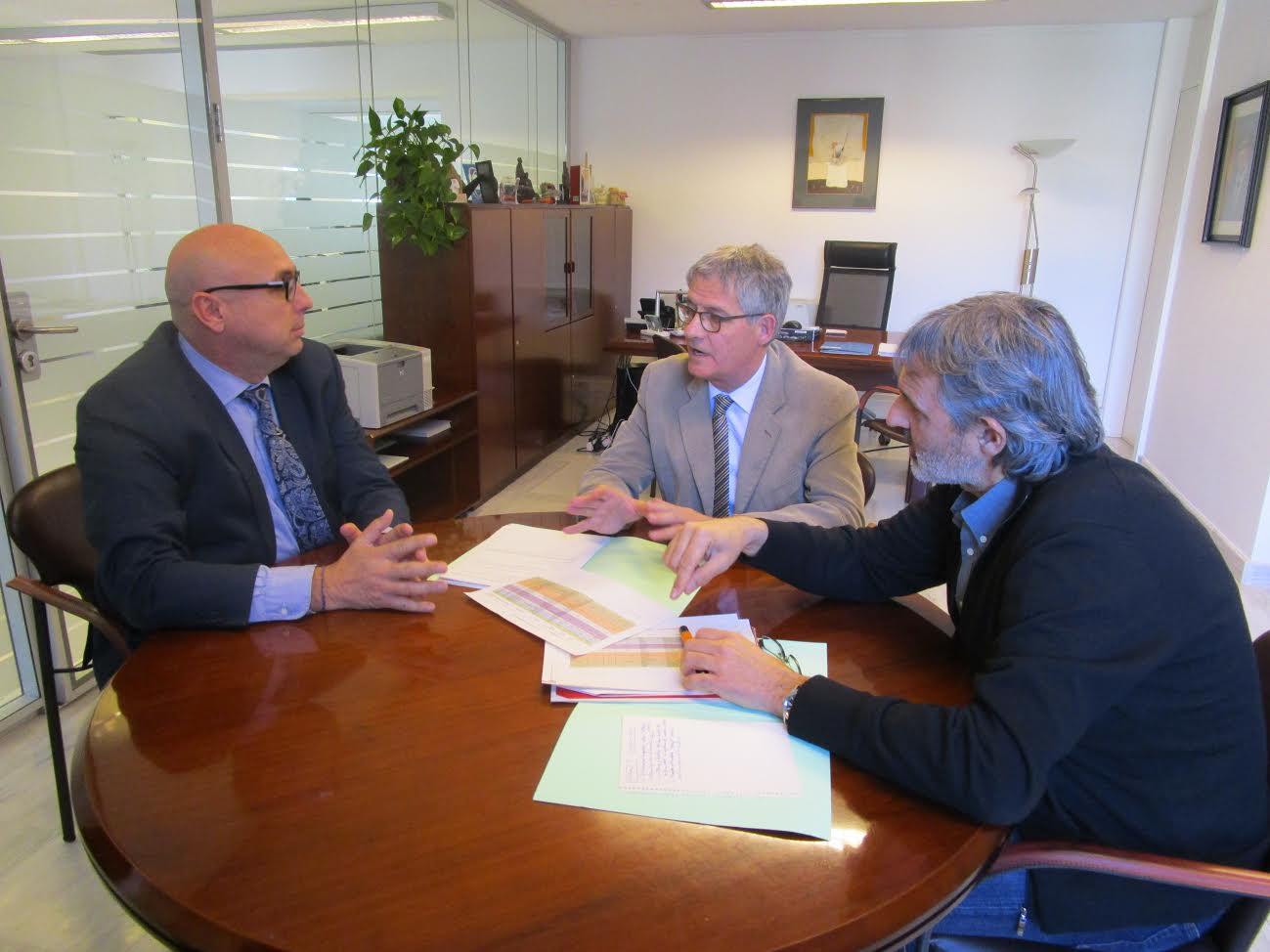 El Consell gestionarà 10 actuacions subvencionades pel pla FEDER que generaran 1,8 MEUR d'inversió pública a la comarca