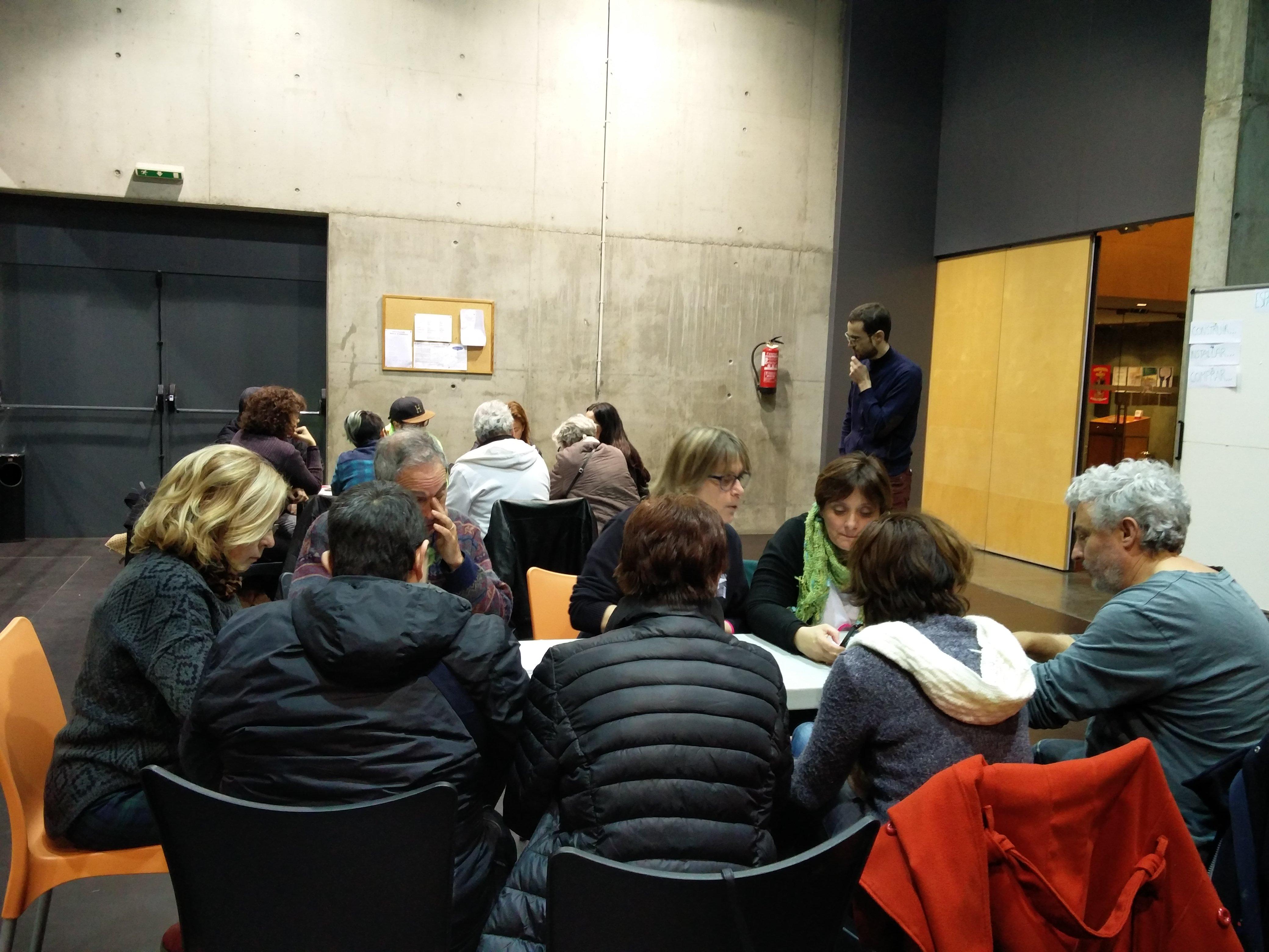 La sessió de treball del pressupost participatiu dóna com a resultat la presentació de 38 noves propostes