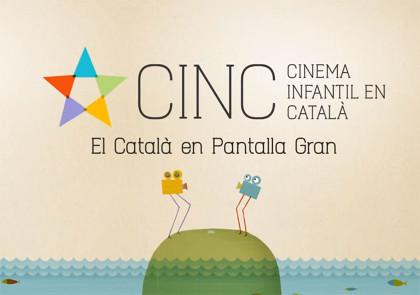 El programa CINC Cinema Infantil en Català arriba a Roses