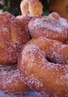 Mostra i degustació de brunyols de quaresma a Boadella