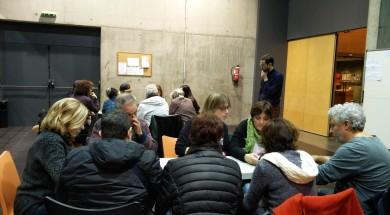 Sessió Fòrum Ciutadà