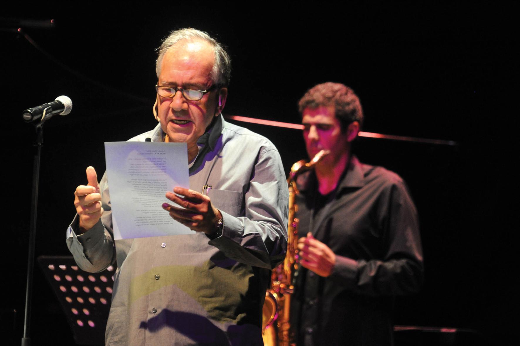 El TMR ofereix el recital de Joan Margarit Des d'on tornar a estimar, dins la programació del Març Poètic