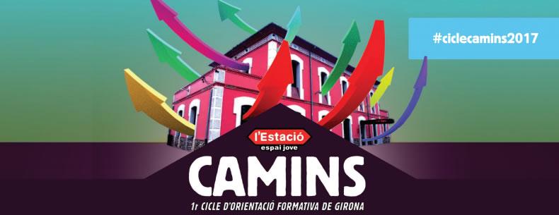 """César Bona donarà el tret de sortida de """"Camins"""", el primer cicle d'orientació formativa de Girona"""