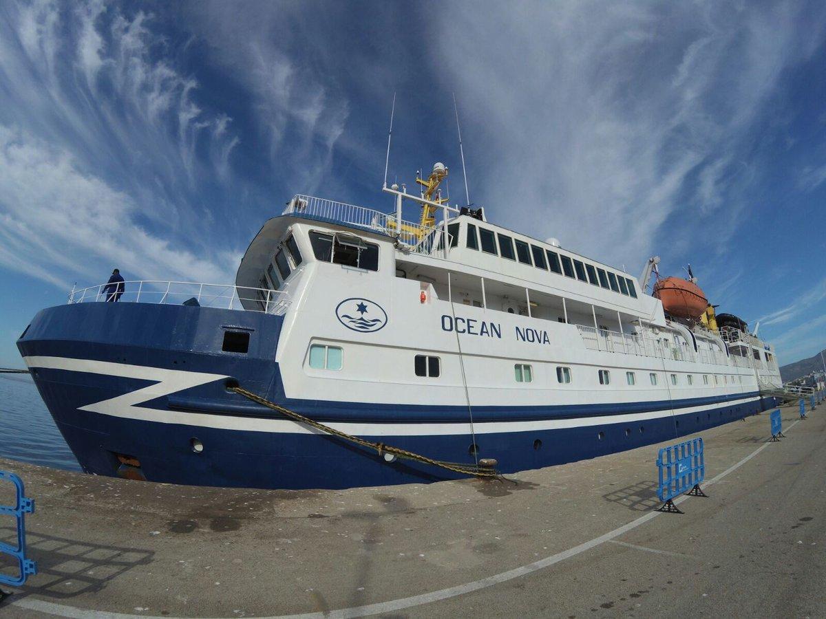 El port de Roses preveu un any rècord amb 6.500 passatgers de creuer