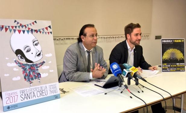 L'Ajuntament de Figueres presenta més de 190 propostes per a les Fires i Festes de la #SantaCreu17