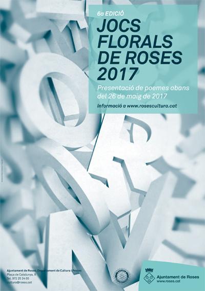 VI edició dels Jocs Florals de Roses