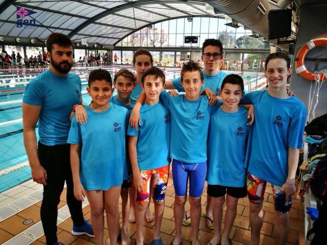 Els Alevins i Infantils del GEN acaben la lliga federada a Girona