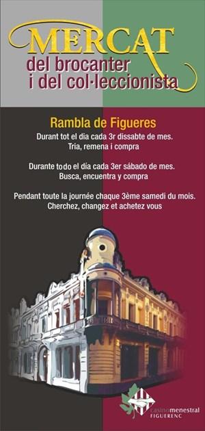 Mercat de Brocanters a Figueres