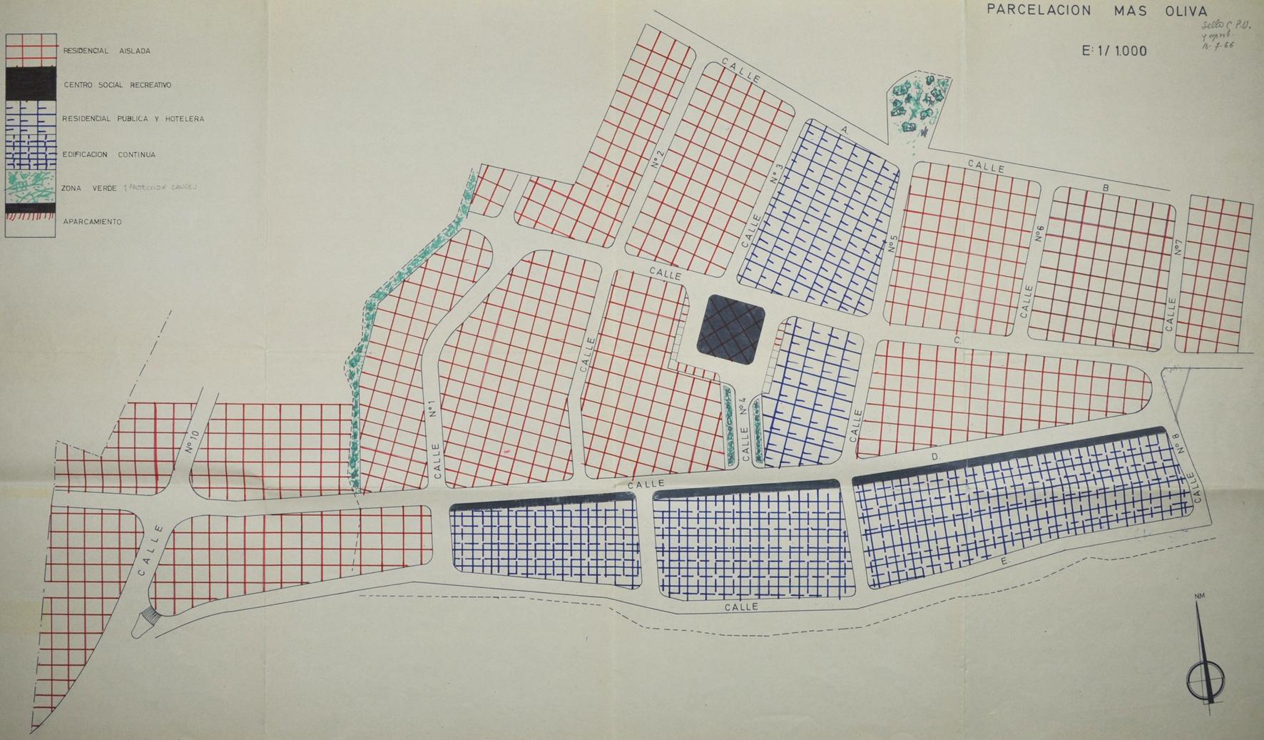 La urbanització del Mas Oliva i la transformació de Roses en població turística, en el document del mes de l'AMR