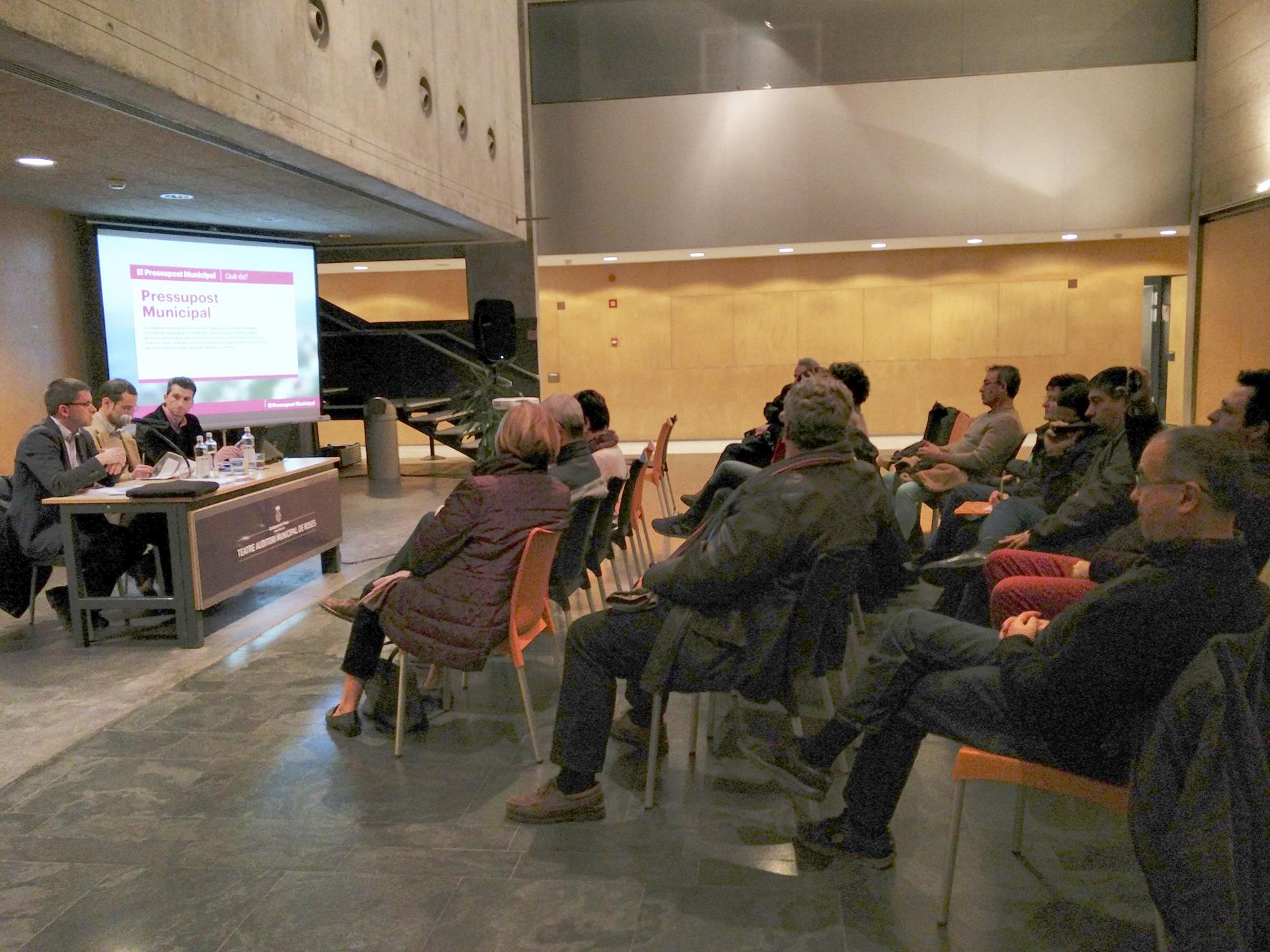Es presenten les propostes finalistes del Pressupost Participatiu de Roses que podran votar els vilatans