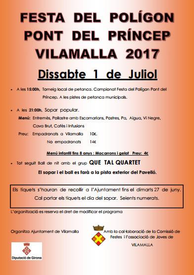 Festa a Vilamalla