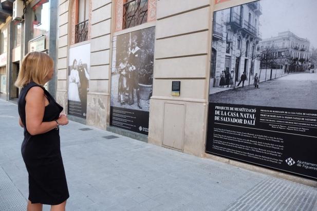 L'Ajuntament de Figueres avança en el projecte de museïtzació de la Casa Natal de Salvador Dalí