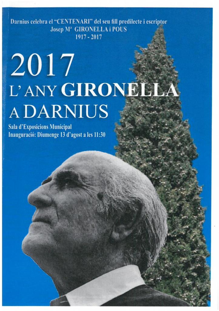 L'Any Gironella a Darnius