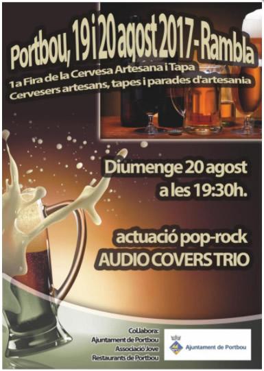 1a Fira de la Cervesa Artesa i Tapa de Portbou