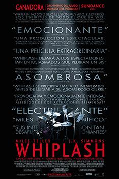 "Dijous 27 de juliol, ""Whiplash"" a Cine Ciutadella"