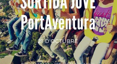 Sortida-PortAventura