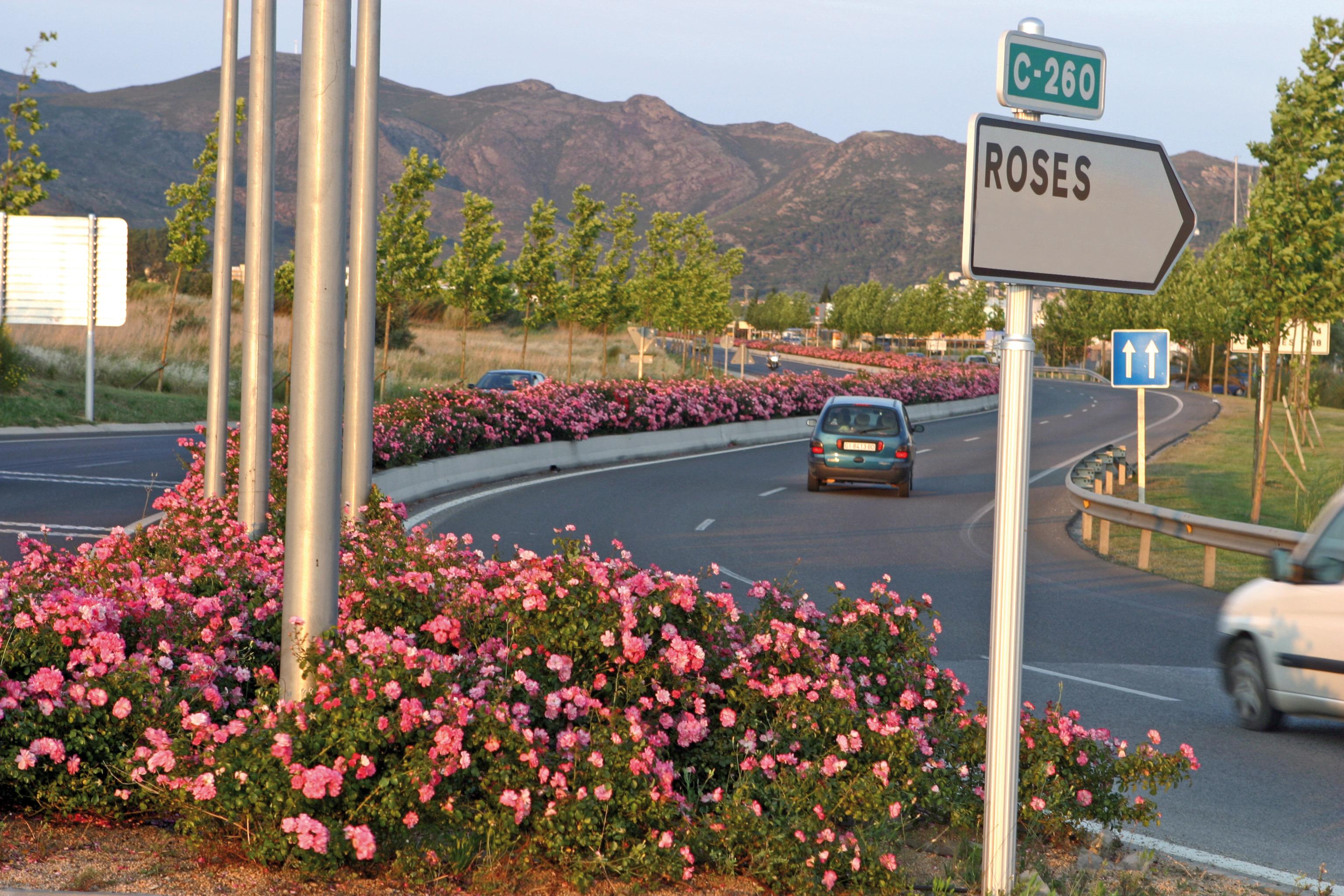 """Roses revalida la qualificació """"3 Flors d'Honor"""" en la convocatòria Viles Florides 2017"""