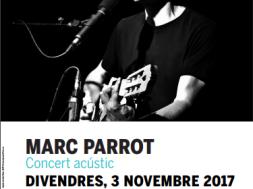 Marc Parrot en concert a Roses.fw