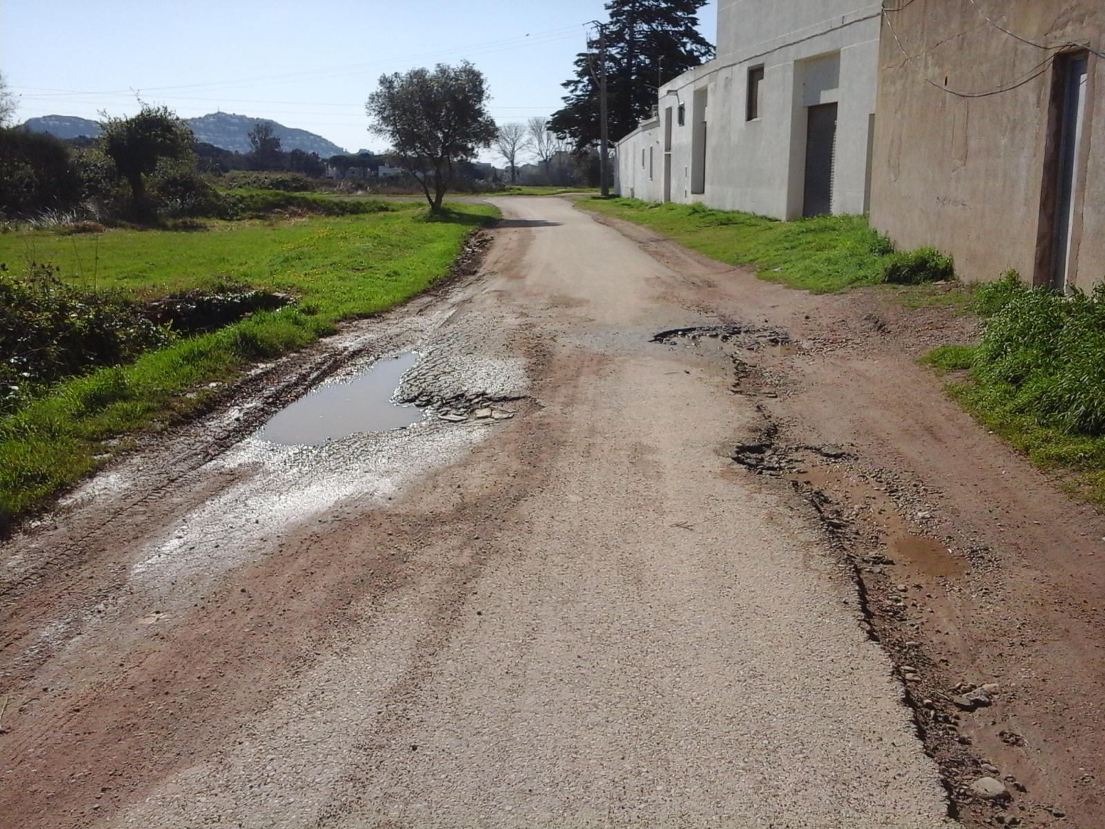 Roses prossegueix amb la millora de vials i asfaltarà properament 30.000 m2 de 36 carrers