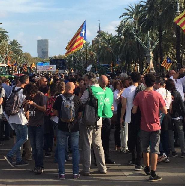 El Parlament declara la República Catalana