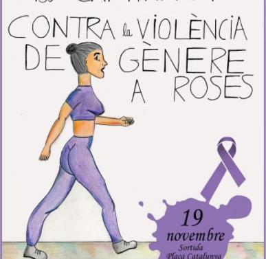 caminada solidaria a roses