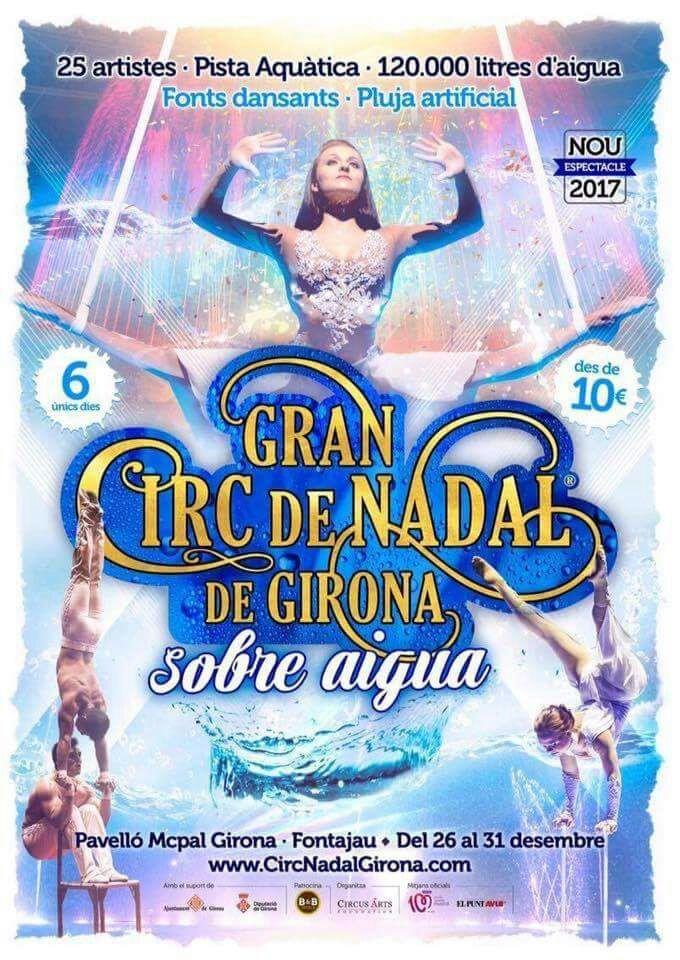 Circ de Nadal a Girona