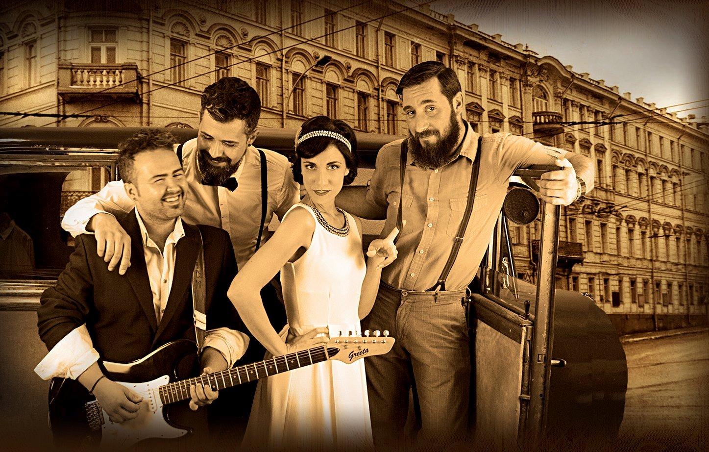 Cris Juanico i el swing de Pep's Show Boys, confirmen presència al Festivalet de Roses