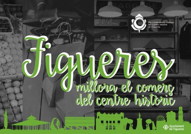 L'Ajuntament de Figueres obre la convocatòria de subvencions de fins a 21.000 € per a l'obertura de nous establiments en carrers no comercials