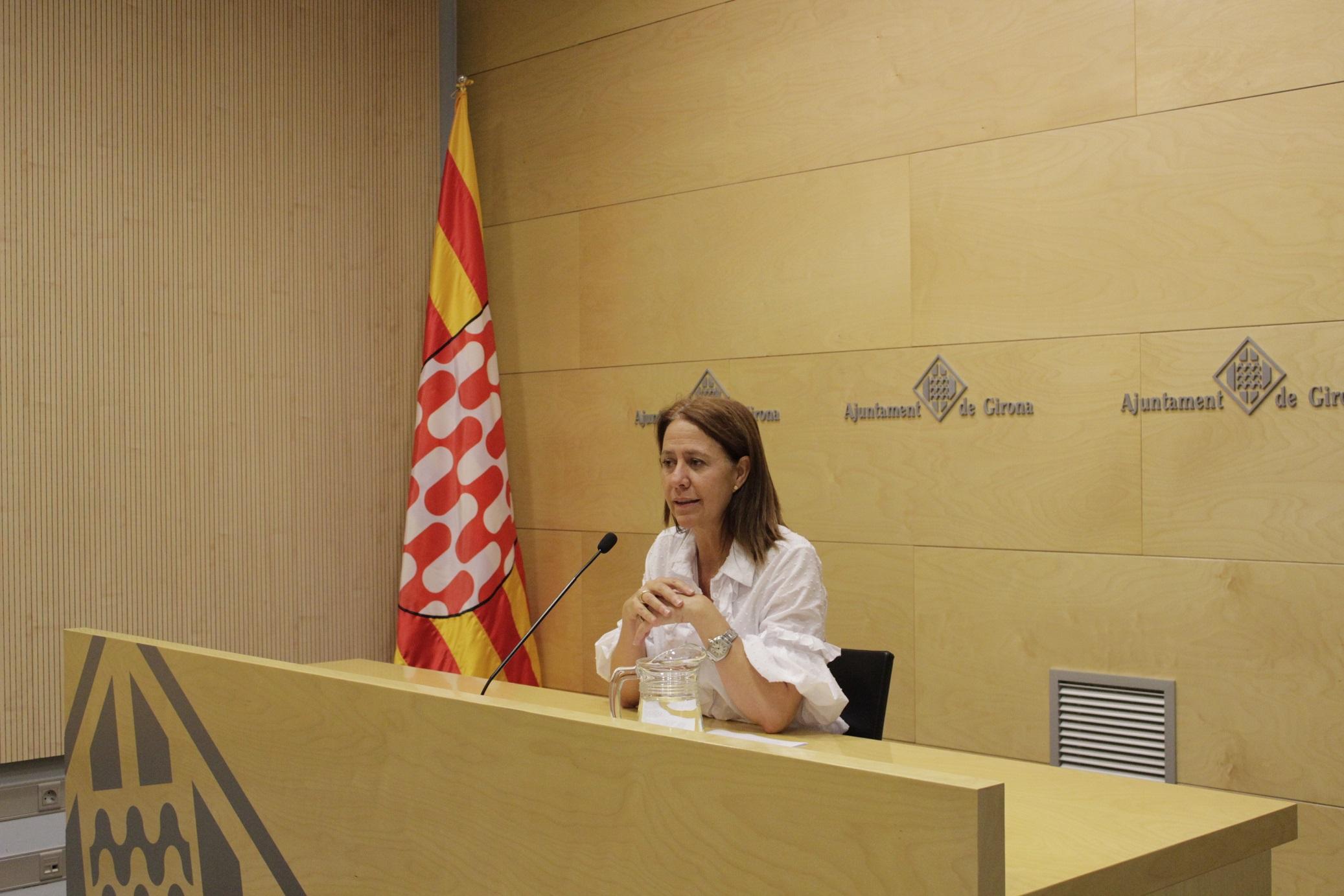 L'Ajuntament de Girona anul·la les relacions protocol·làries amb la Casa Reial i la delegació del Govern de l'Estat