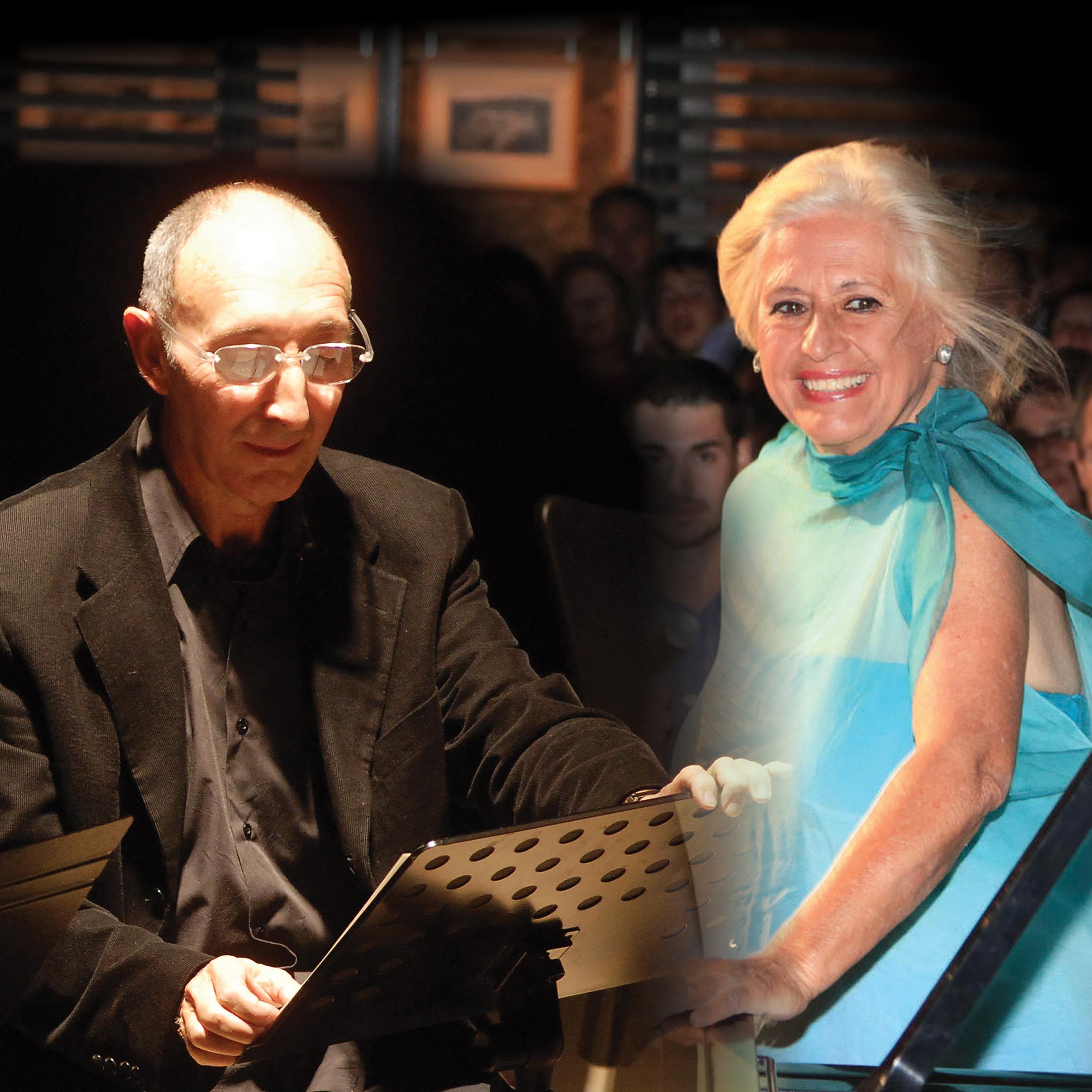 El TMR ofereix l'espectacle poeticomusical dels artistes rosincs Carme Vilà i Ignasi Tomàs