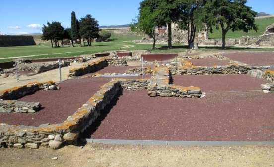 Restauració dels barris hel·lenístic i romà de la Ciutadella, i museïtzació d'una casa del barri medieval