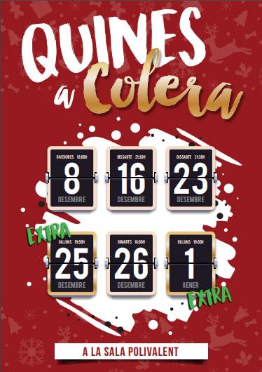 Quines de Nadal a Colera