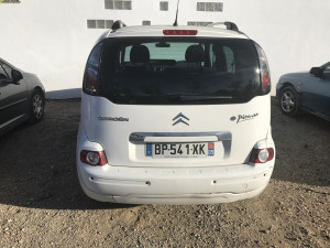 vehicle recuperat. Citroen C3 Picasso (1)
