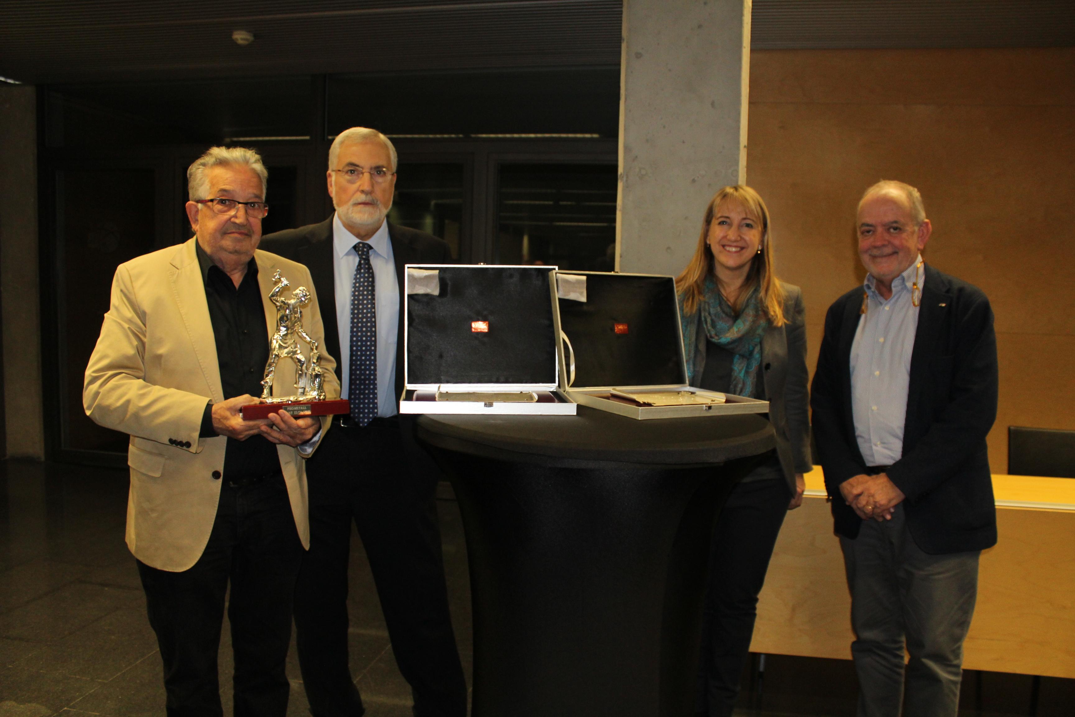 El president de Metall Girona vol donar un nou impuls a l'Associació