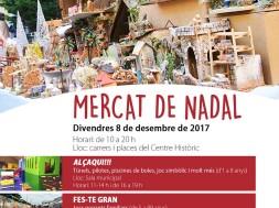 mercat de nadal a castello
