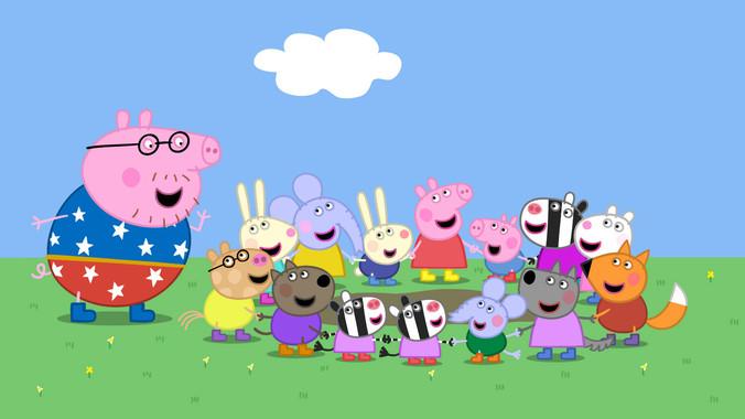 Un estudi afirma que Peppa Pig fa un mal ús del metge de capçalera