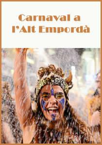 Carnavals a l'Alt Empordà