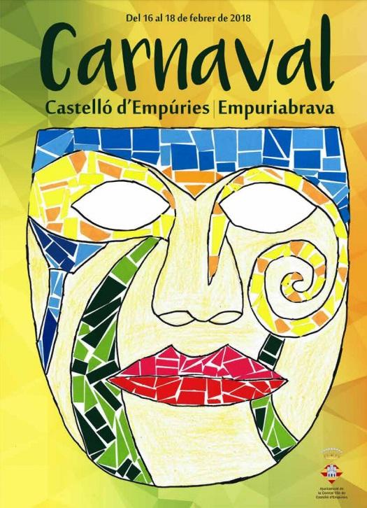 Diversiones, Maribel i La Secreta al Carnaval de Castelló d'Empúries