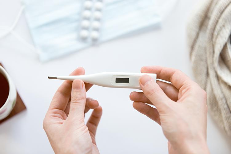 La grip assoleix nivells d'epidèmia
